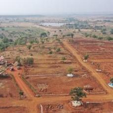 1200 Sq.Yd. Plot in Madhapur