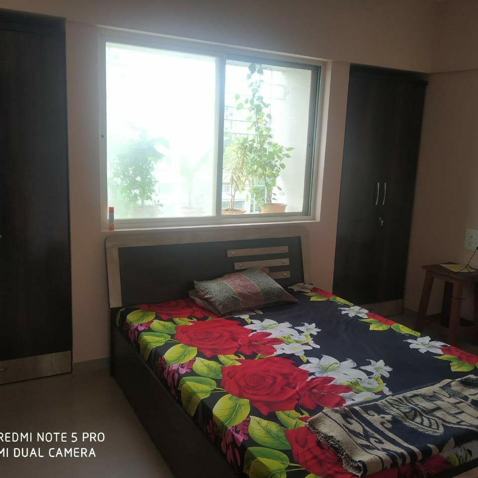 1 BHK + Study Room 560 Sq.Ft. Apartment in Giridhar