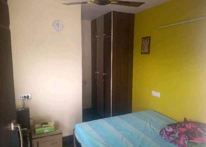 1 BHK + Pooja Room,Servant Room,Study Room,Extra Room 400 Sq.Ft. Builder Floor in Malleswaram
