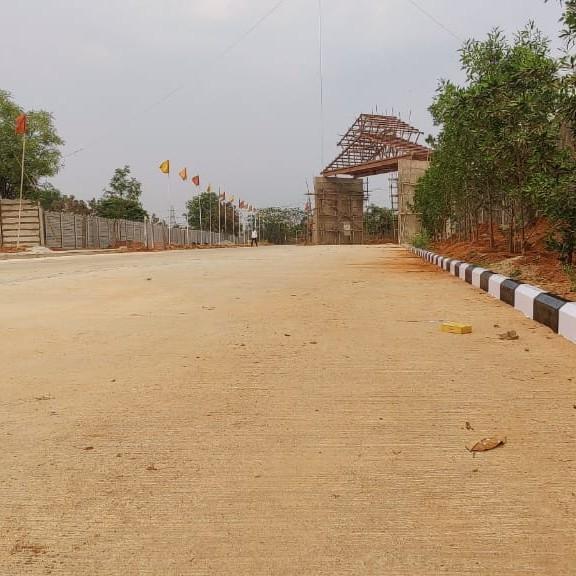 220 Sq.Yd. Plot in Survarna Bhoomi
