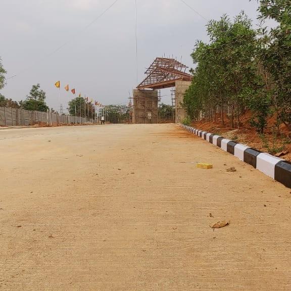 227 Sq.Yd. Plot in Survarna Bhoomi