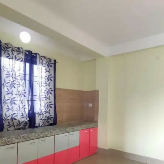 2 BHK + Pooja Room 1110 Sq.Ft. Apartment in Sai Krupa Lake Ridge