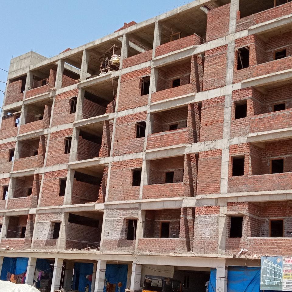 2 BHK + Pooja Room 1210 Sq.Ft. Apartment in Venu Gopal Nilayam