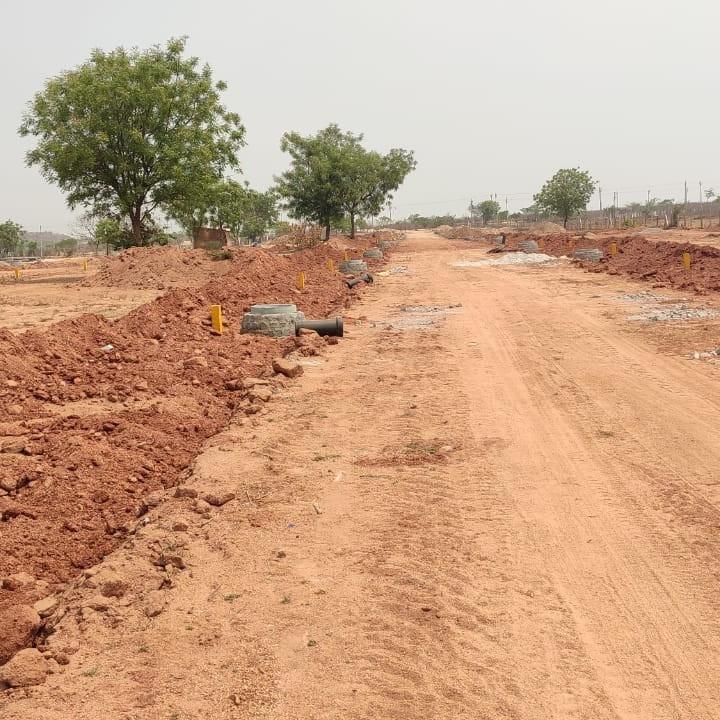 210 Sq.Yd. Plot in Siri County Ghatkesar