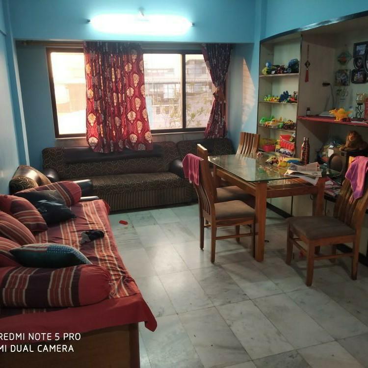 1 BHK 651 Sq.Ft. Apartment in Govind Society