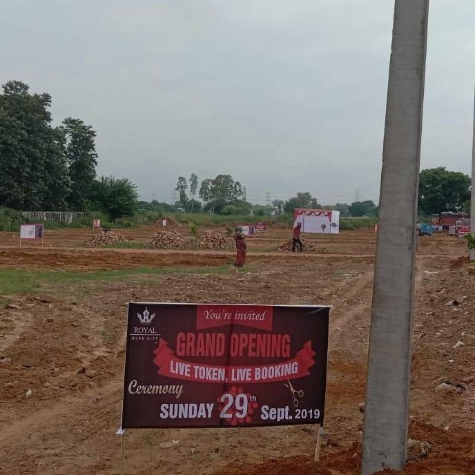 100 Sq.Yd. Plot in Sultanpur