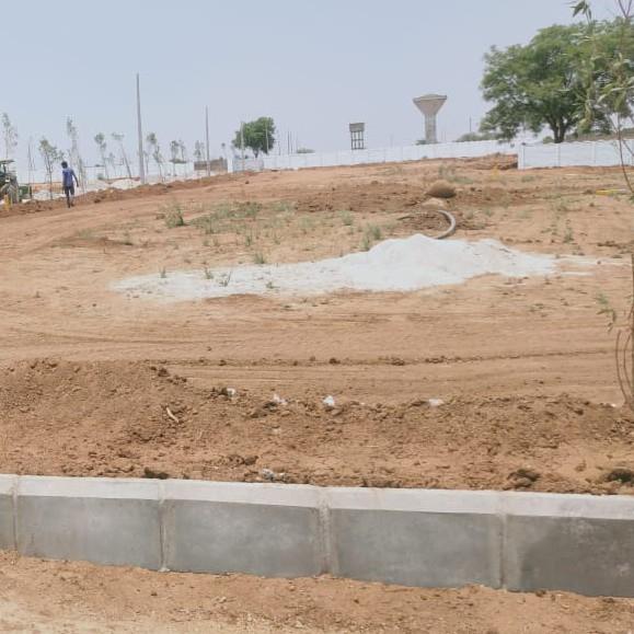 127 Sq.Yd. Plot in Dream City Nri Phase 2