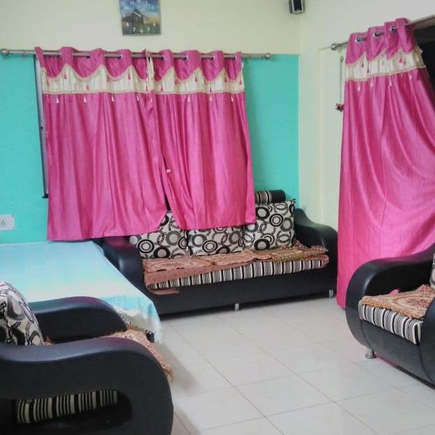 1 BHK 650 Sq.Ft. Apartment in Paranjape Akashdeep II