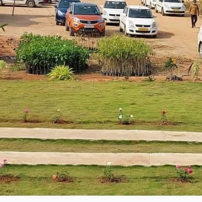 242 Sq.Yd. Plot in Agaruvanam