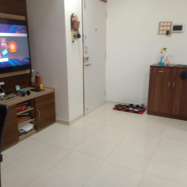 2 BHK + Pooja Room,Study Room 850 Sq.Ft. Apartment in Home Shankeshwar Vaibhav