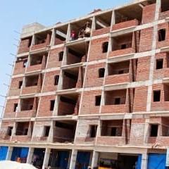 2 BHK + Pooja Room,Study Room 1161 Sq.Ft. Builder Floor in Sln Emr Construction