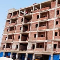 2 BHK + Pooja Room,Study Room 1210 Sq.Ft. Builder Floor in Sln Emr Construction