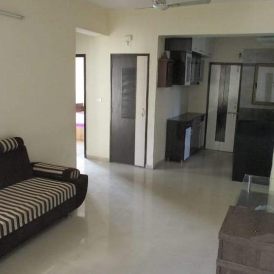 2 BHK + Pooja Room 1125 Sq.Ft. Apartment in Prahlad Nagar