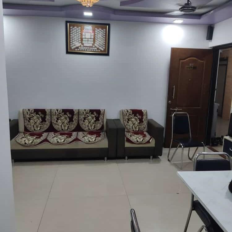 2 BHK + Pooja Room 1150 Sq.Ft. Apartment in Akshar Silver Crest