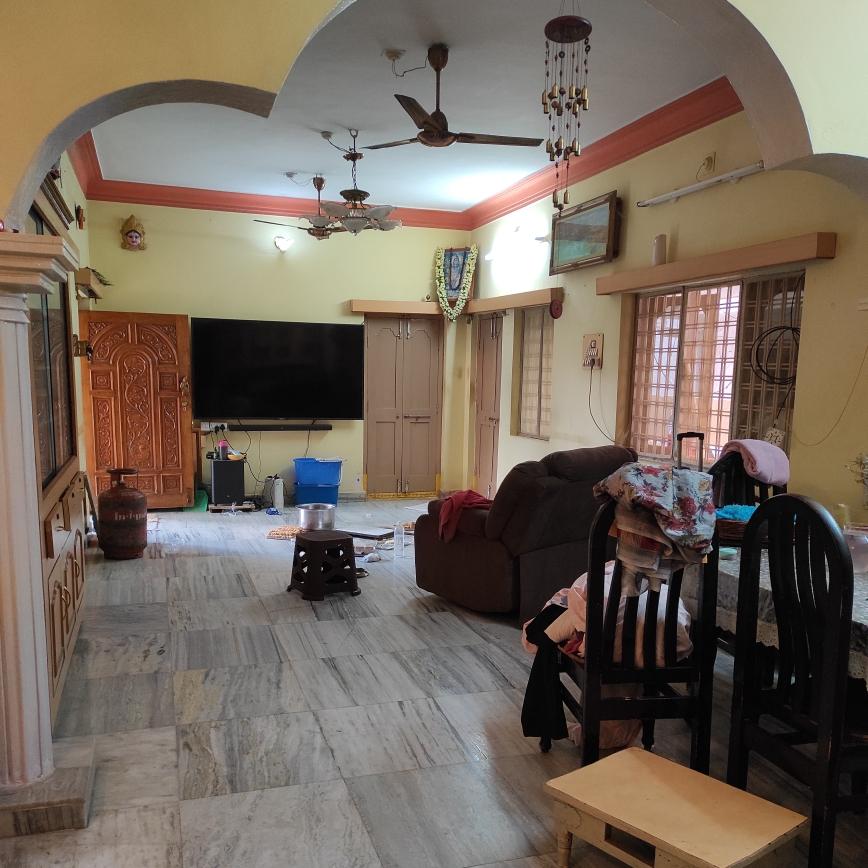 2 BHK + Pooja Room 1300 Sq.Ft. Builder Floor in Om Sri Sai Ram Real Estate