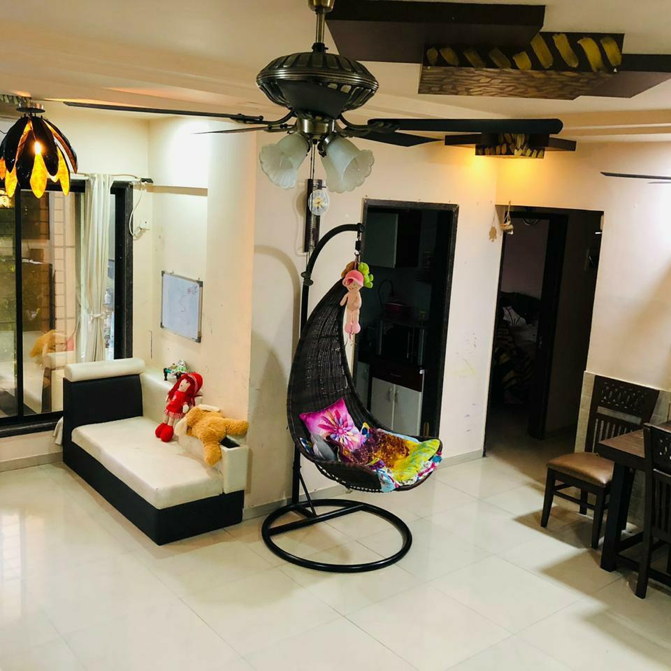 1 BHK 500 Sq.Ft. Apartment in Anant Sankalp CHS