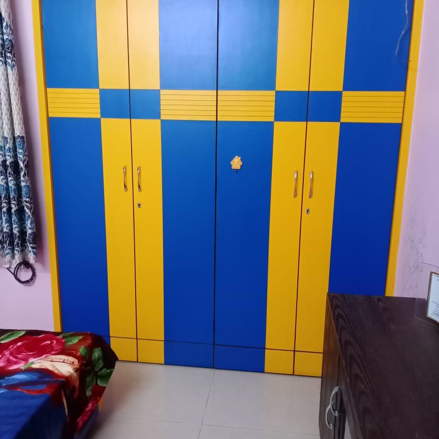2 BHK + Pooja Room 950 Sq.Ft. Apartment in Ganga Nagar Chs
