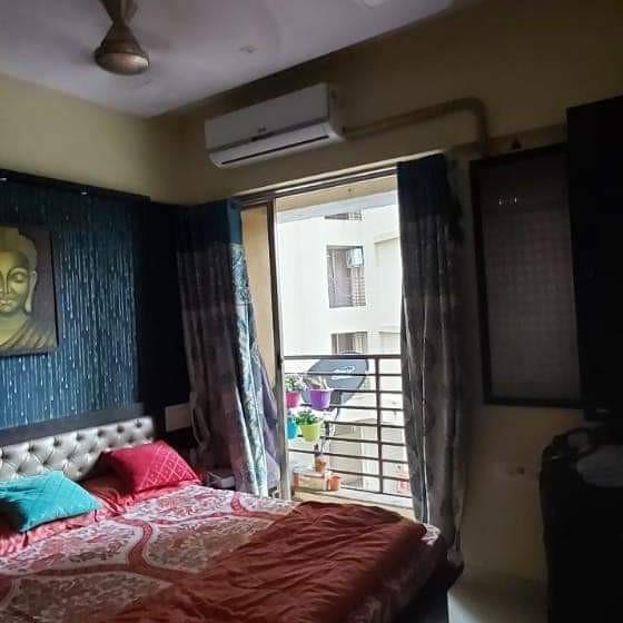 2 BHK + Pooja Room,Study Room 640 Sq.Ft. Apartment in Rambaug