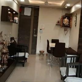 1 BHK 500 Sq.Ft. Apartment in Prithvi Residency Nalasopara