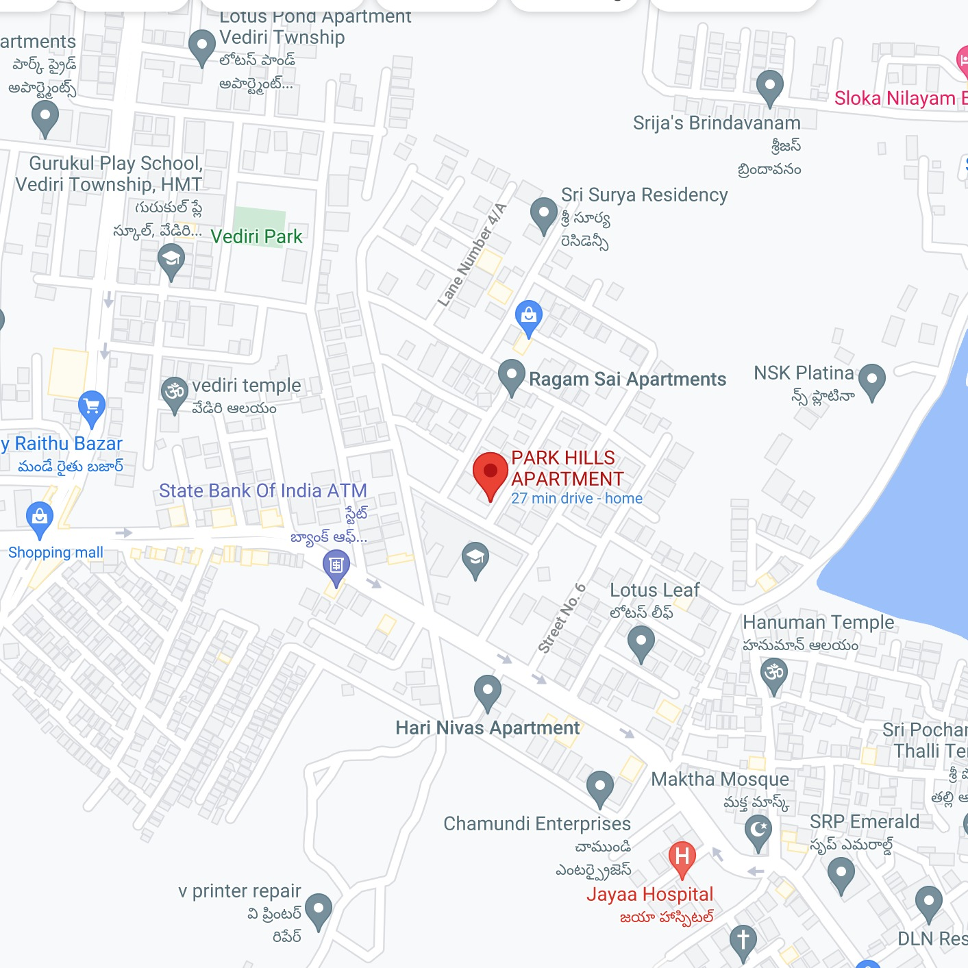 map-location-Picture-park-hills-and-view-apartment-2643618