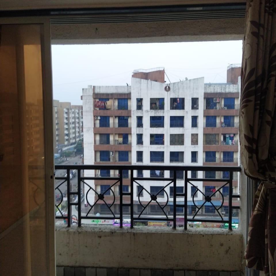 1 BHK 560 Sq.Ft. Apartment in Patankar Residency