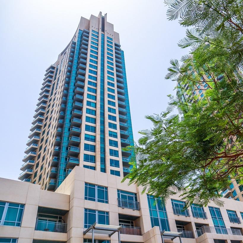 3 BR 2489 Sq.Ft. Apartment in burj views B