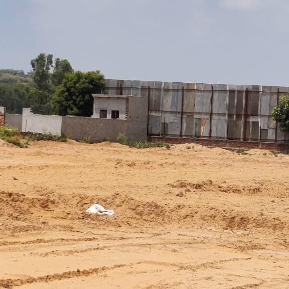 260 Sq.Yd. Plot in Sector 59 Bharapur